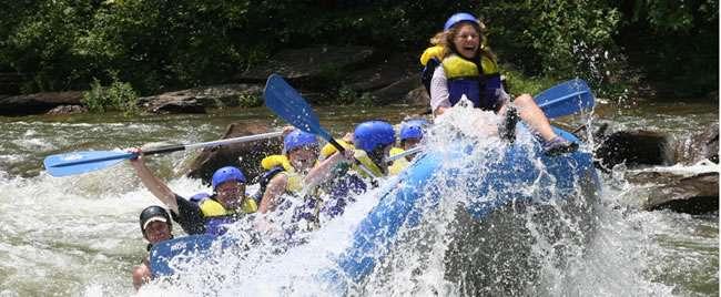 Ocoee Rafting Discounts