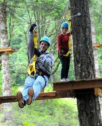 Ocoee zipline and canopy tour