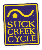 Best Chattanooga bicycle shop: Suck Creek Cycles