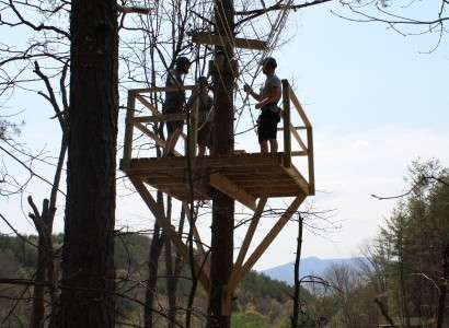 Ocoee Rafting and Ocoee Canopy tour