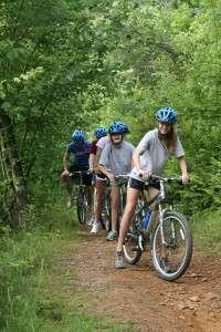 Ocoee Mountain Biking