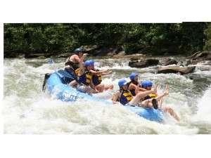 Ocoee River Rafting | Raft One