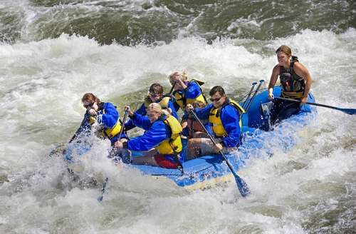 How to Become a River Rafting Guide on the Ocoee River | Raft One