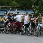 mountain-biking-youth-group-trip-thumbs-up