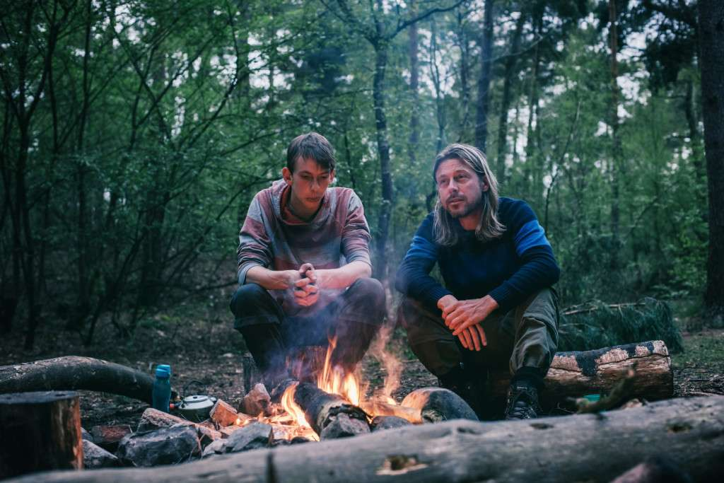 Men's retreat on the ocoee river