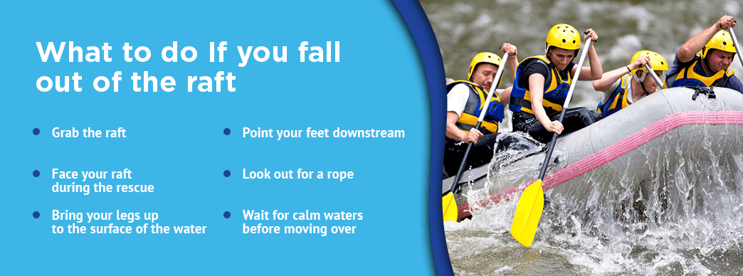 white water rafting tips